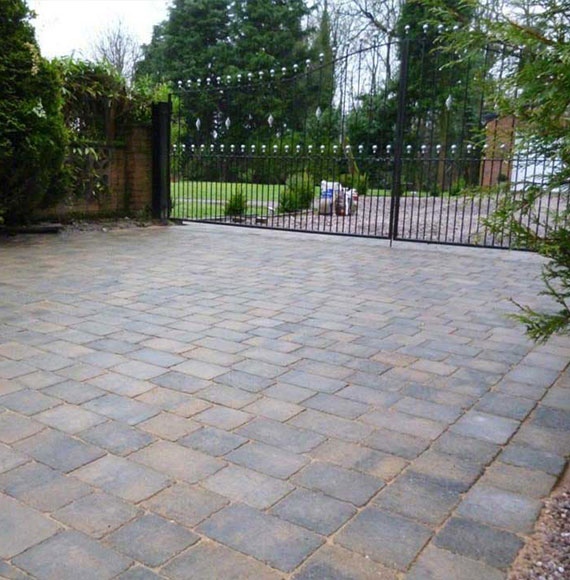 Driveways and Patios in Appleton