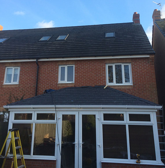 Replacement Conservatory Roof Specialists in Warrington
