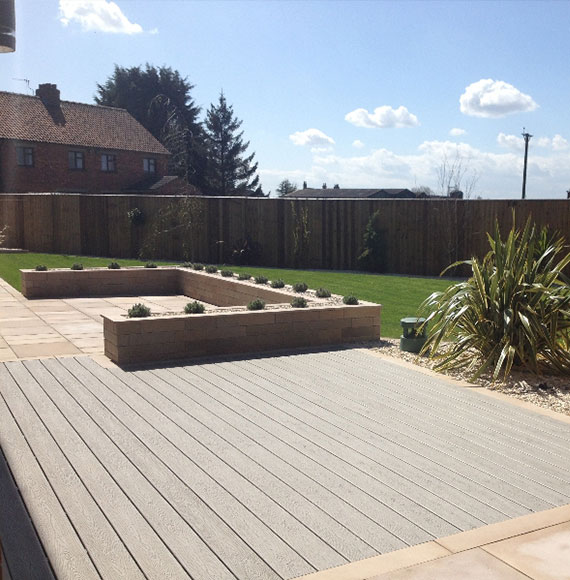 Modern Garden and Landscaping Services Stockton Heath