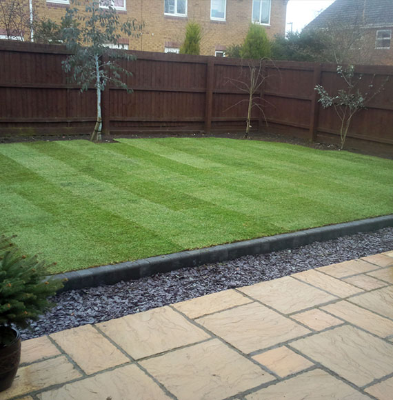 Landscaping and Gardening in St Helens