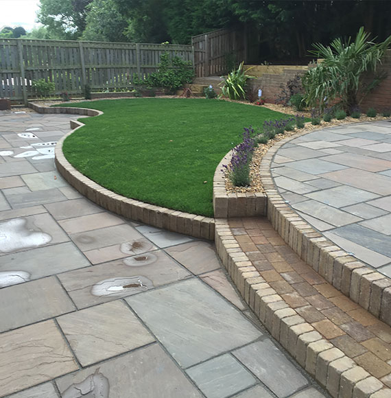Landscaping and Gardening in Newton-Le-Willows