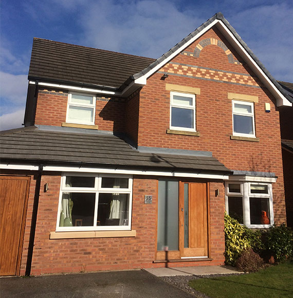 Home Improvements in Warrington, Wigan, St Helens and Cheshire