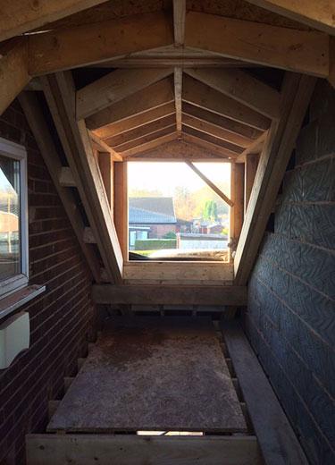 Dormer Bungalow Roof   Lowton, Warrington